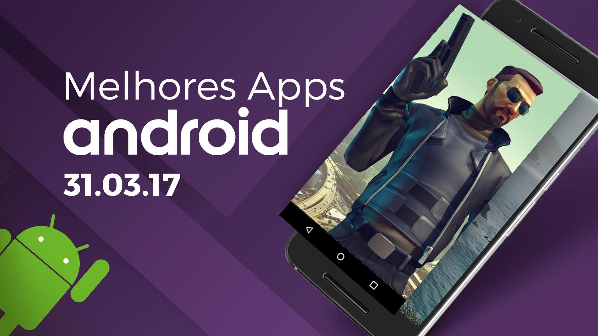 Imagem de Melhores Apps da Semana para Android: 31/03/2017 no tecmundo