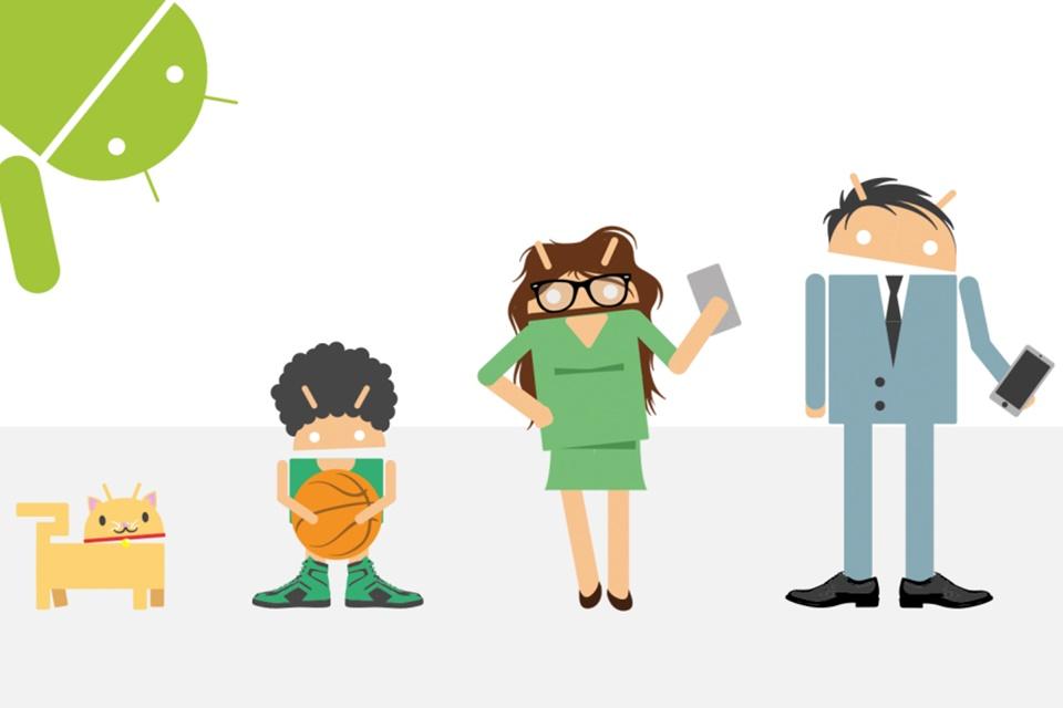 Imagem de Google reúne fabricantes em acordo de licenciamento de patentes Android no tecmundo