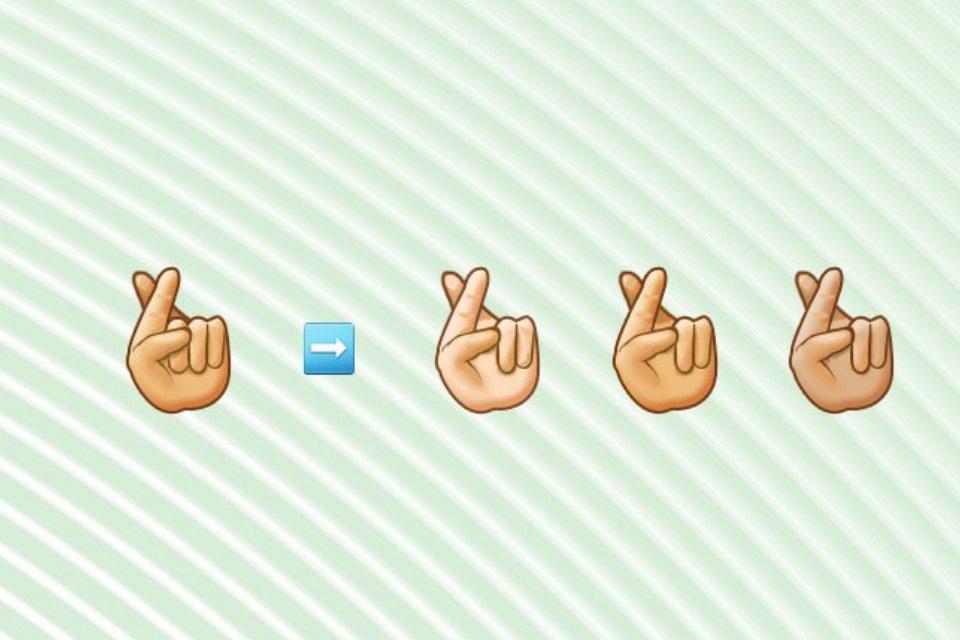 """Imagem de Samsung corrige emoji dos """"dedos cruzados"""" e mão passa a ter cinco dedos no tecmundo"""