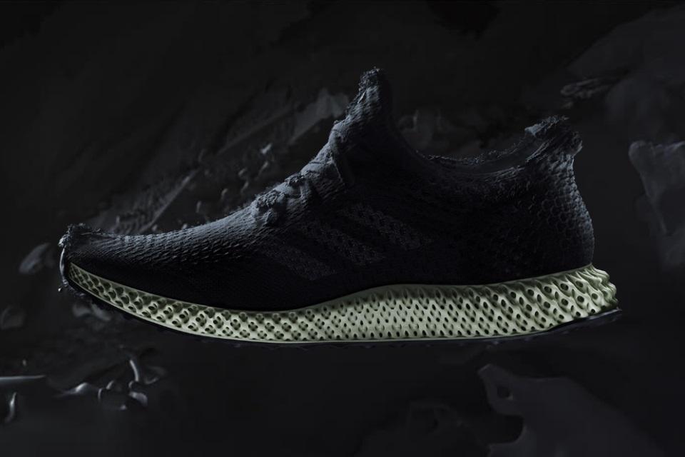 e81fb762242 Tênis da Adidas com processo de impressão 3D chega ao mercado ainda em 2017