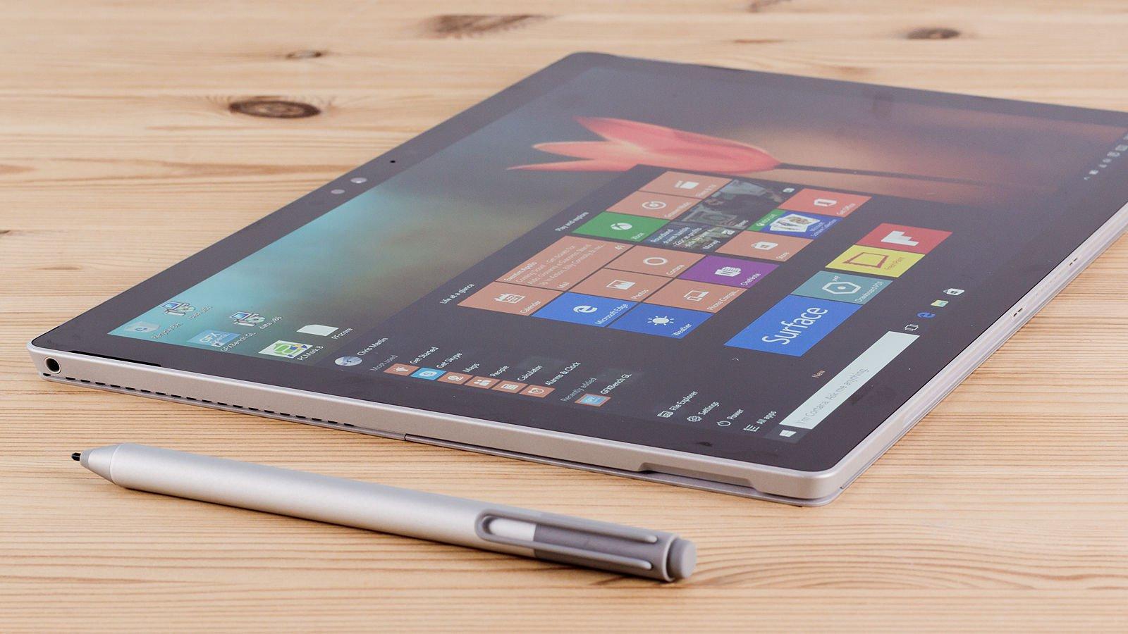Imagem de Surface Pro 5, da Microsoft, deve ter CPU Kaby Lake e poucas mudanças no tecmundo
