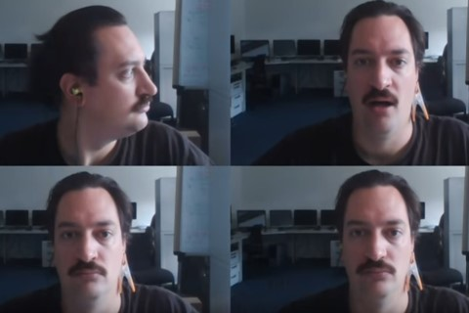 Imagem de Fones de ouvido permitem controlar smartphone usando expressões faciais no tecmundo