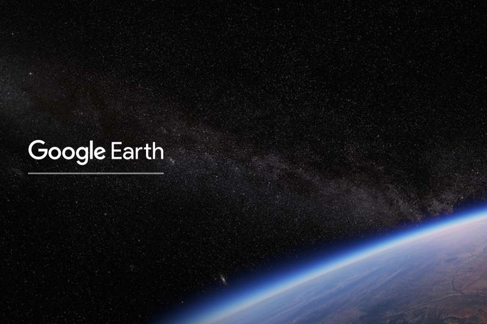 Imagem de Reboot do Google Earth traz novos recursos e imagens que impressionam no tecmundo
