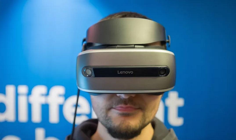 Imagem de Lenovo indica data de lançamento do novo gadget para Windows Mixed Reality no tecmundo