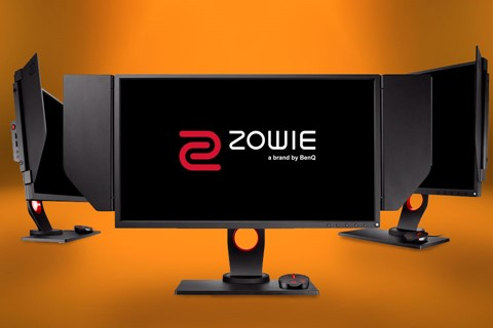 """Imagem de Mantenha o foco: monitor gamer BenQ ZOWIE chega ao Brasil com """"viseiras"""" no tecmundo"""