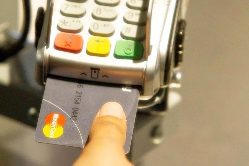 Imagem de Celular pra quê? MasterCard está testando cartão com leitor de digitais no tecmundo