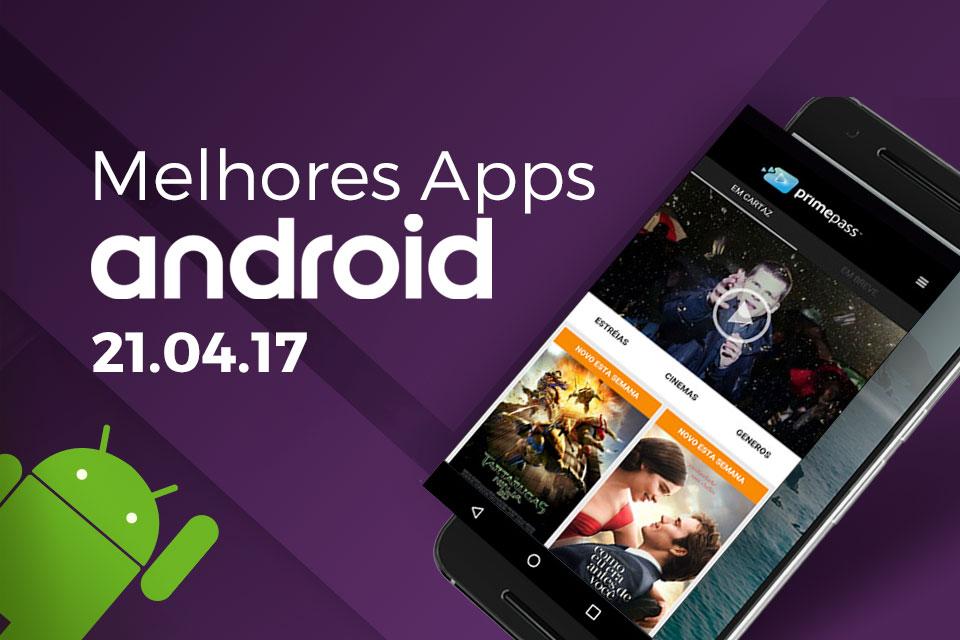 Imagem de Melhores Apps da Semana para Android: 21/04/2017 no tecmundo