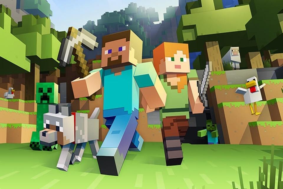 Imagem de Estudo: Minecraft é o jogo mais comentado nas redes sociais no tecmundo