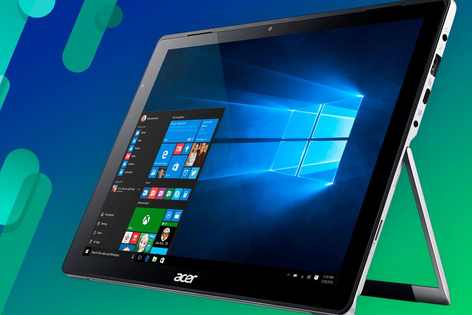 Imagem de Conheça o Acer Switch Alpha 12, um híbrido com o Windows 10 para Criadores no tecmundo