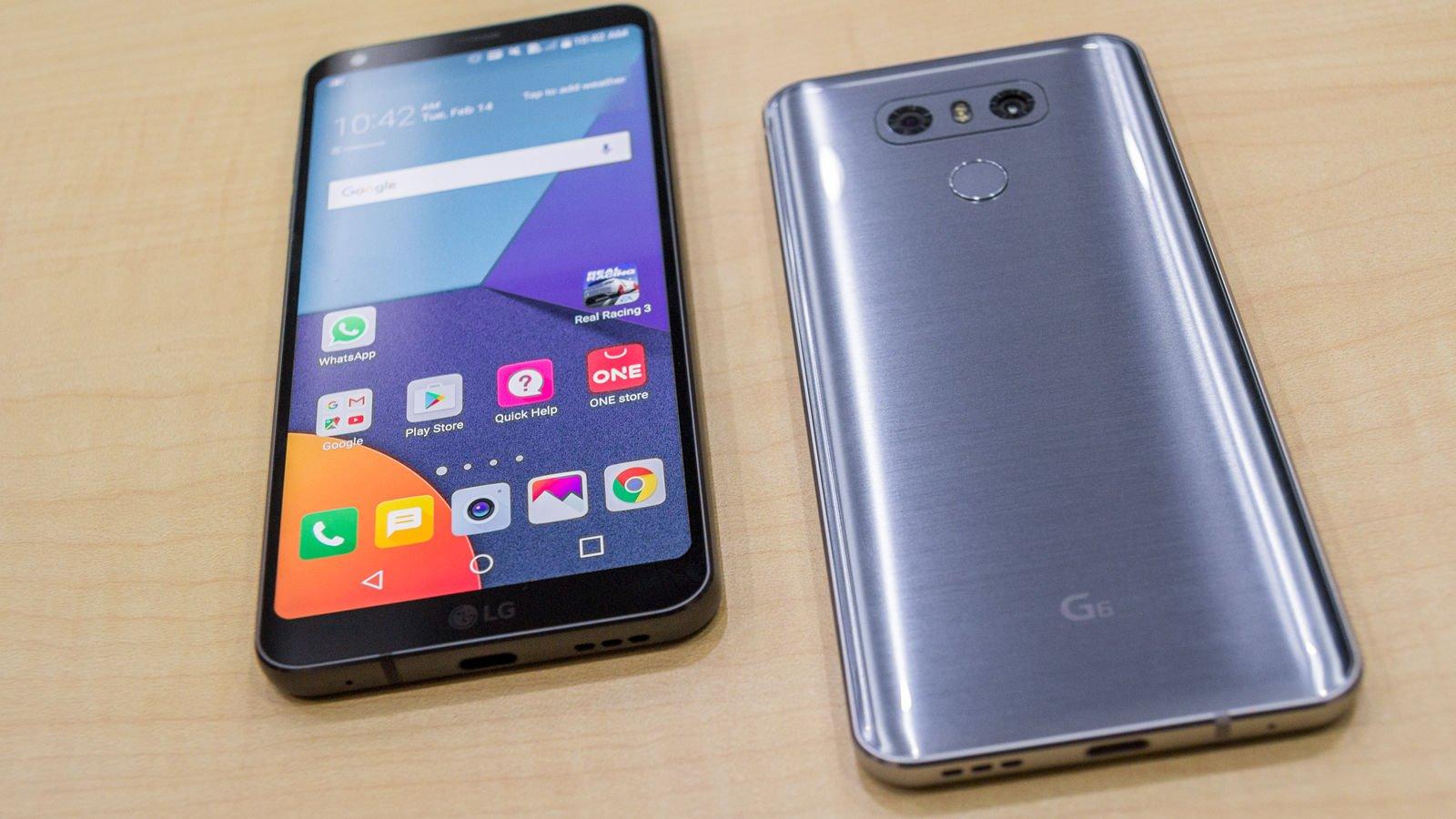 Imagem de LG lança G6 no Brasil custando R$ 3.999 (por que será?) no tecmundo