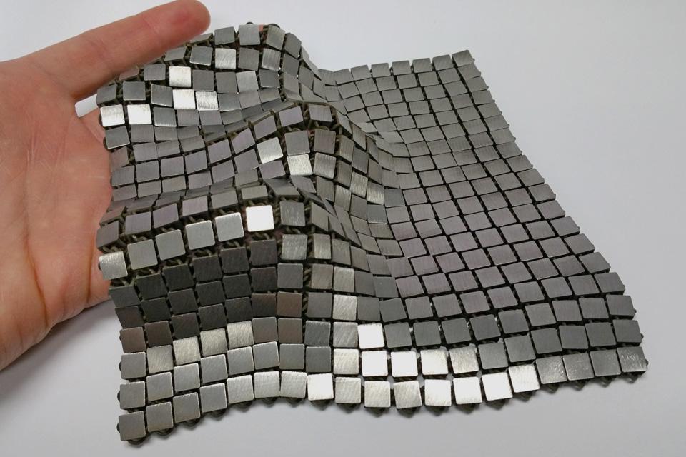 Imagem de Cota de malha moderna feita em impressora 3D é a nova roupa da NASA no tecmundo