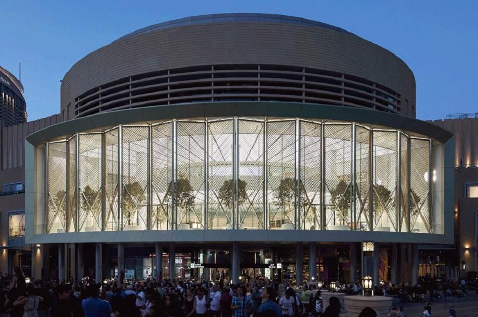 Imagem de Apple ostenta e mostra nova loja em Dubai no tecmundo