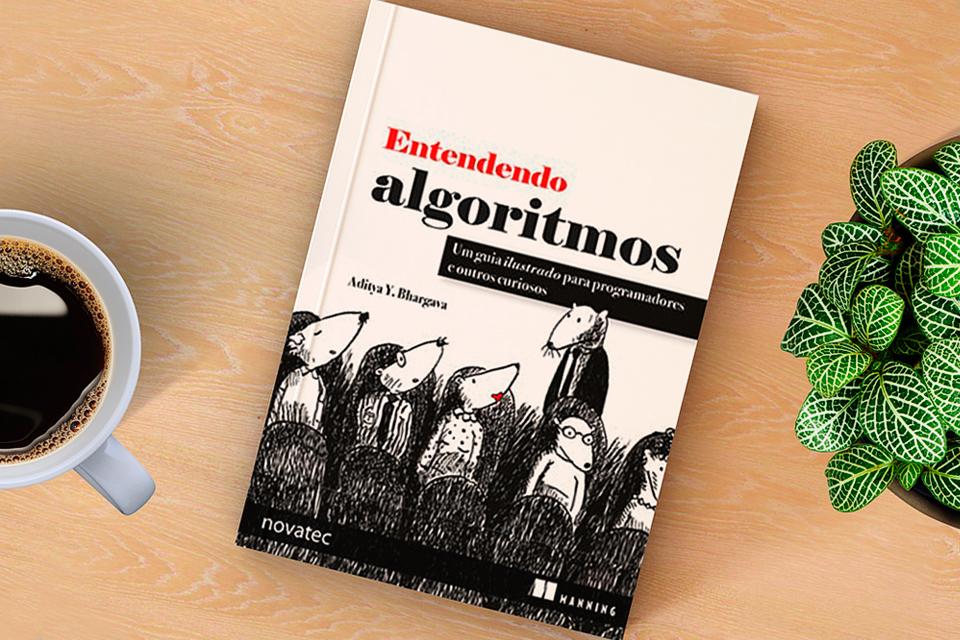 Imagem de Livro ensina princípios do algoritmo aplicados na ciência da computação no tecmundo