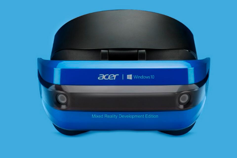 Imagem de Testamos o headset Windows Mixed Reality da Acer no tecmundo