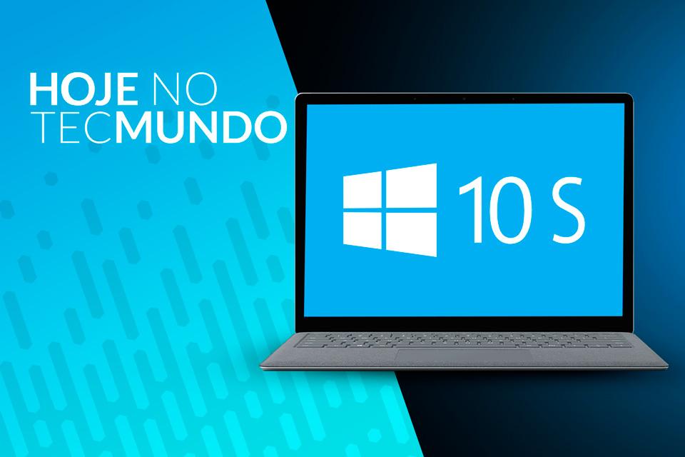 Imagem de Microsoft revela o Windows 10 S no tecmundo