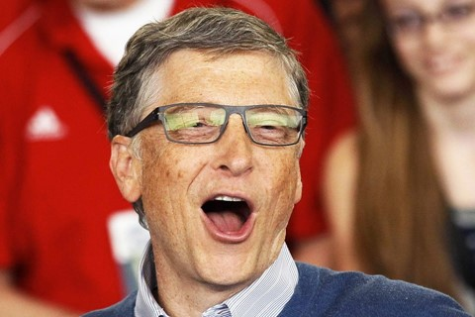 Imagem de Quer ser um bilionário? Bill Gates dá a dica no tecmundo
