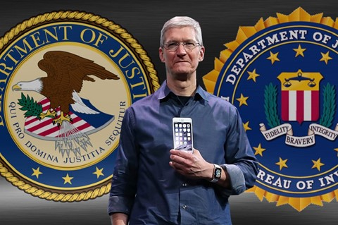 Imagem de FBI pagou US$ 900 mil para invadir Apple iPhone de terrorista no tecmundo