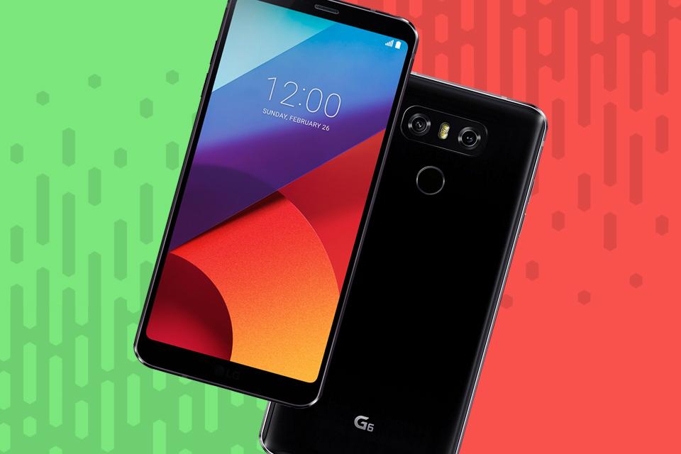 Imagem de LG G6: 5 prós e contras em relação aos concorrentes no tecmundo