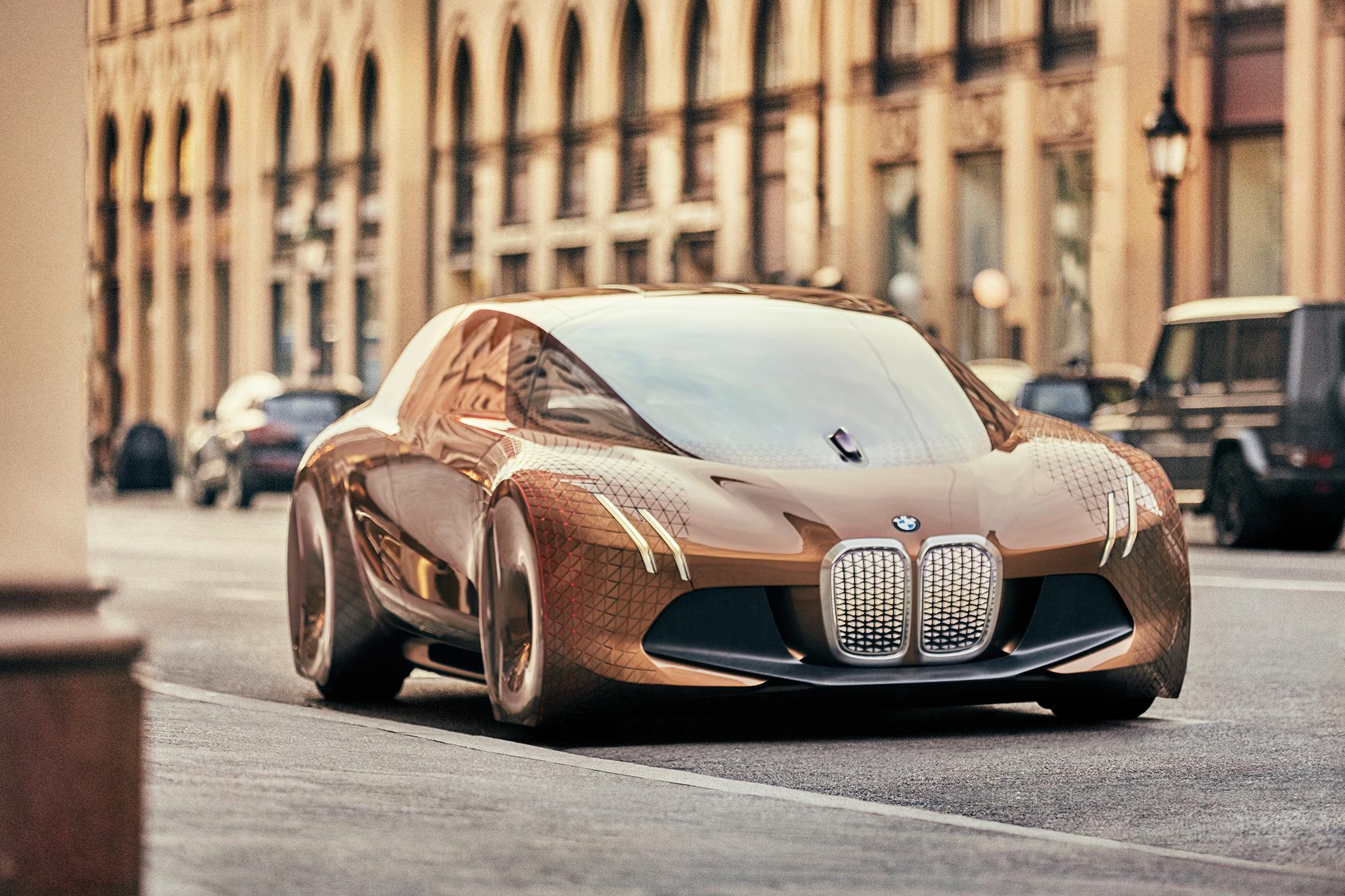 Imagem de BMW, Intel e Mobileye trazem Delphi para programa de carro autônomo no tecmundo