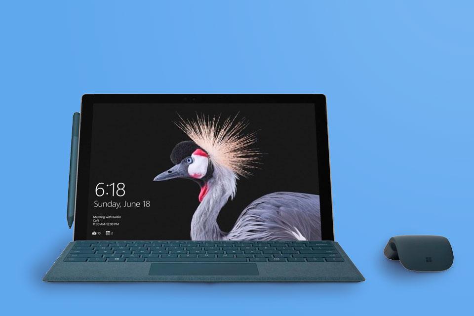 Imagem de Vazam fotos do novo Surface Pro da Microsoft no tecmundo