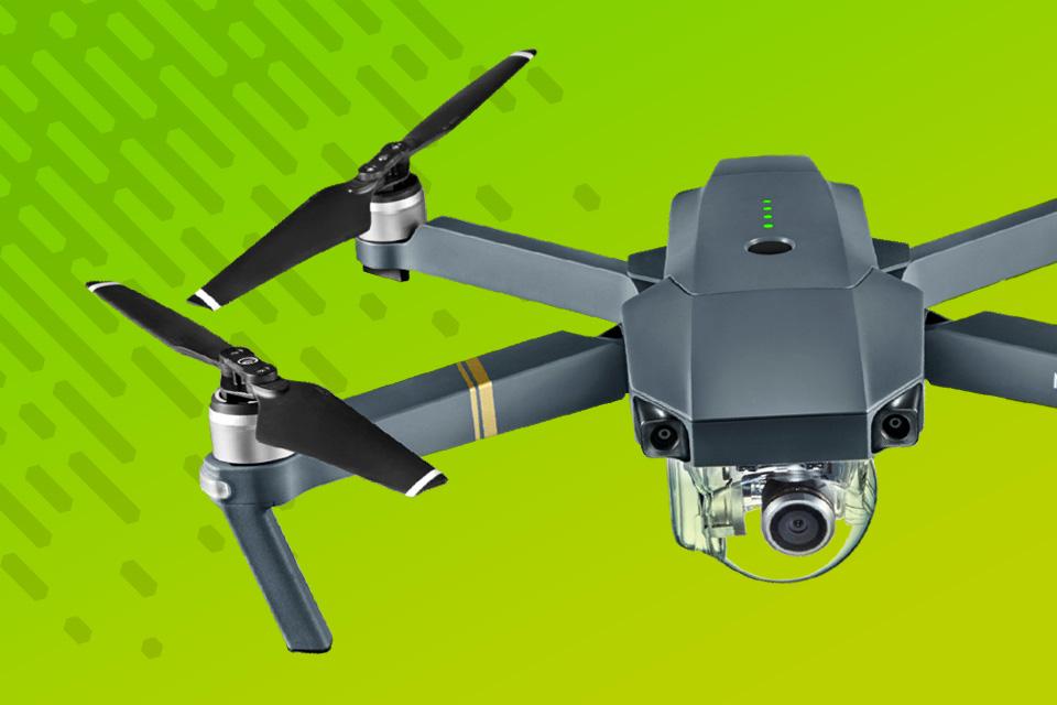 Imagem de Drone DJI Mavic Pro: review/análise no tecmundo