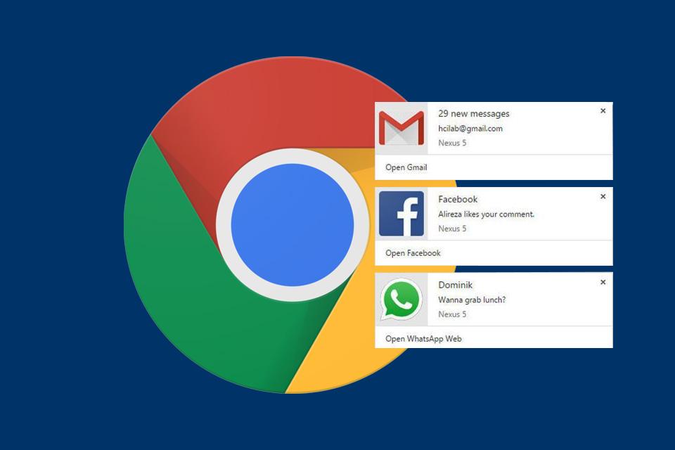Imagem de Aprenda a desativar as notificações do Chrome  no tecmundo