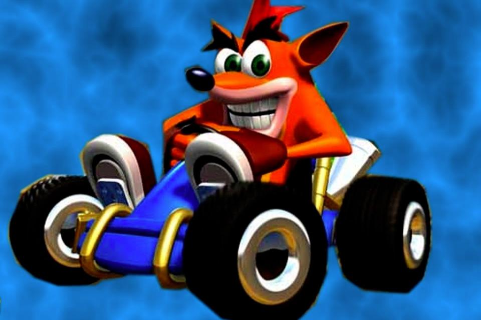 Imagem de Crash Team Racing pode ganhar remake para PS4 no tecmundo