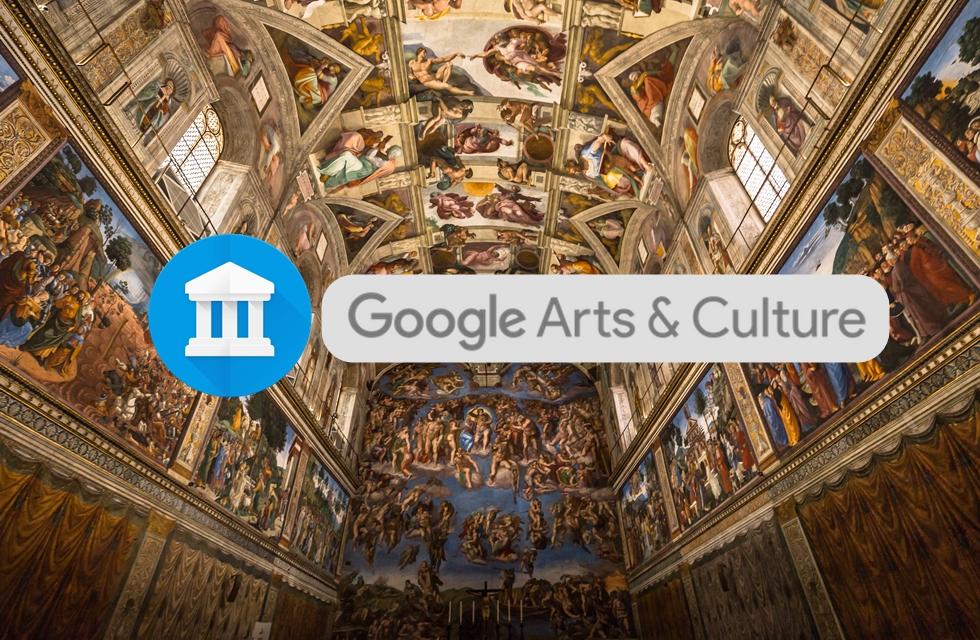 Imagem de Google faz parceria para disponibilizar online obras de museus brasileiros no tecmundo