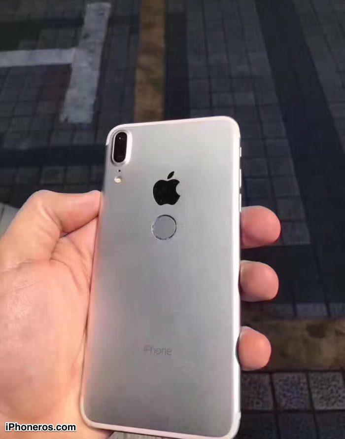 Veja as novas fotos vazadas do apple iphone 8 similaridades com lg touch id stopboris Choice Image
