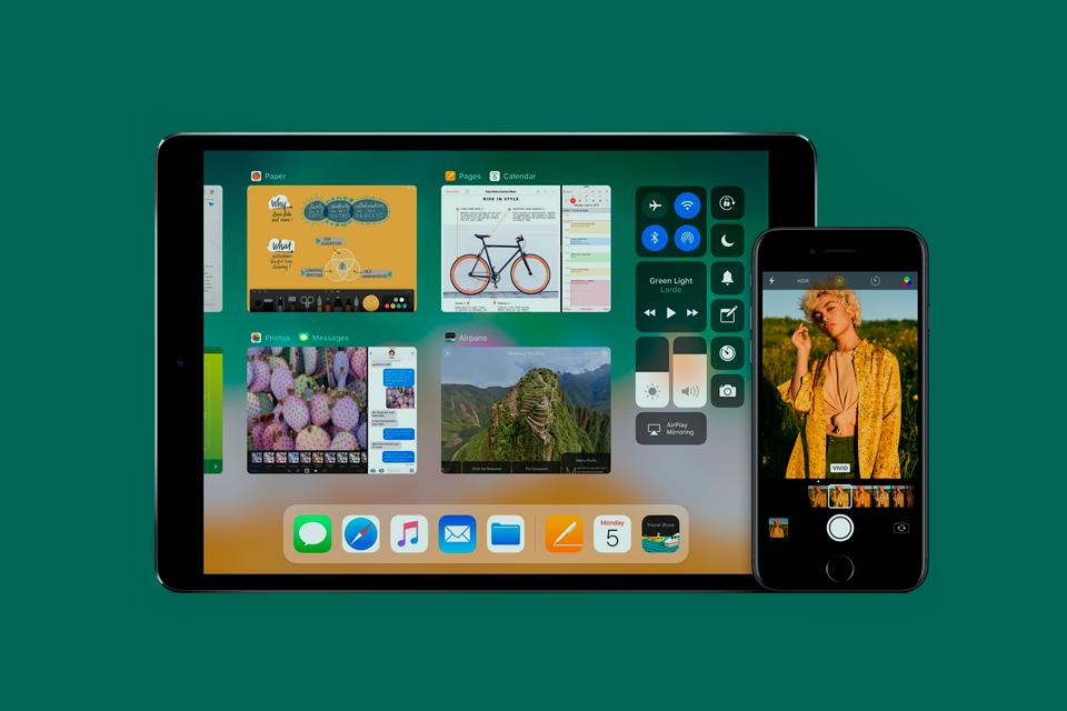 Imagem de Apple apresenta oficialmente o novo iOS 11 no tecmundo