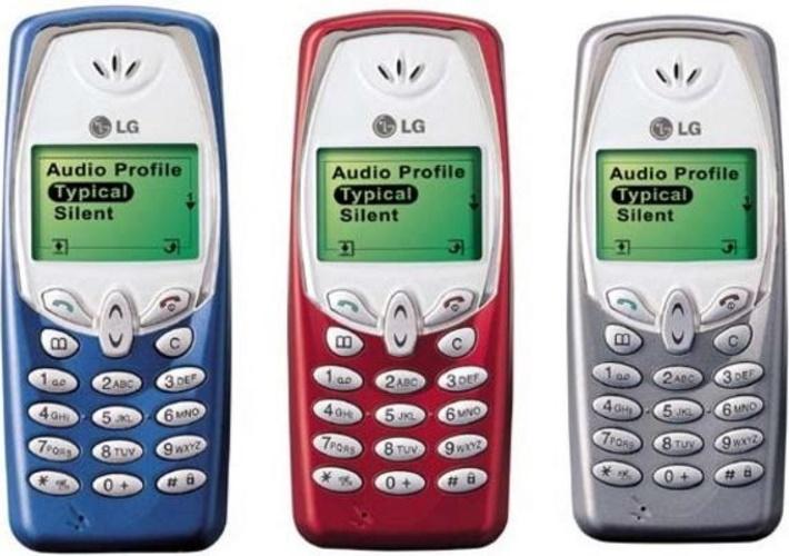 c92ef001c85bb O LG KG800, ou LG Chocolate, que saiu em 2006 e chamou bastante atenção pelo  design.
