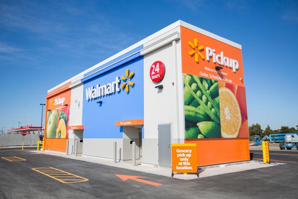 Imagem de Walmart tenta peitar avanços da Amazon com projeto de retirada de compras no tecmundo