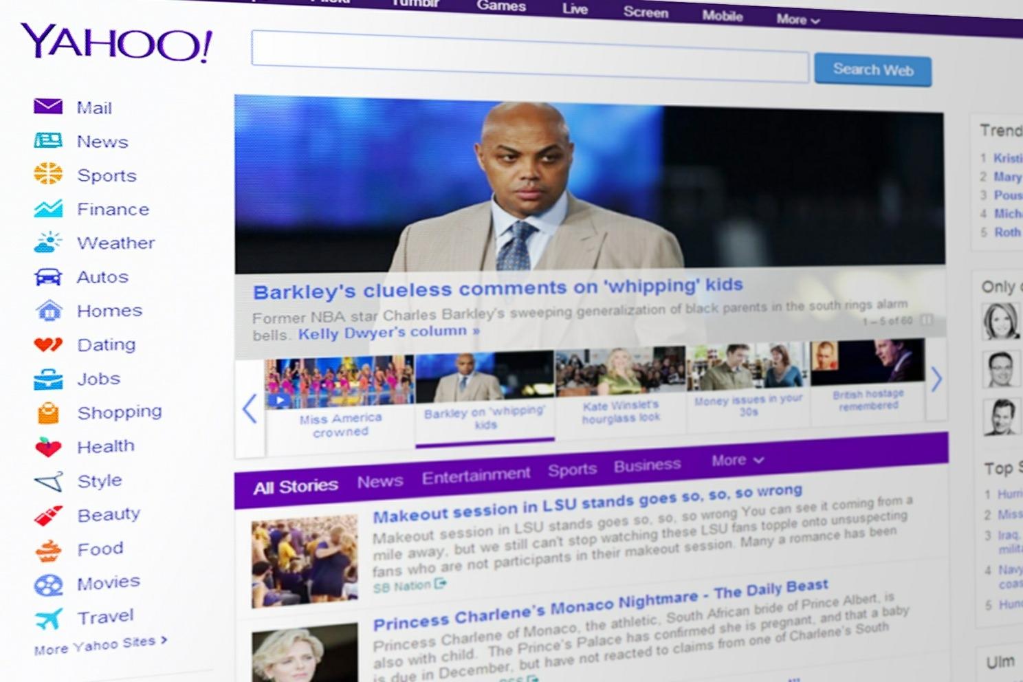 Imagem de Venda do Yahoo para a Verizon é finalmente concluída no tecmundo