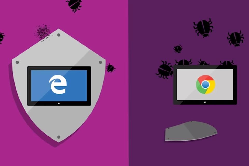 Imagem de Microsoft compra briga com Google em vídeos comparando Chrome OS e Windows  no tecmundo