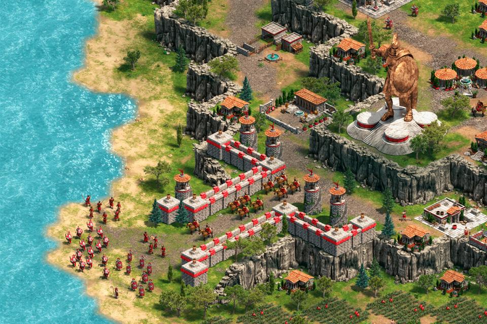 Imagem de Age of Empires: Definitive Edition será lançado para PC ainda neste ano no tecmundo