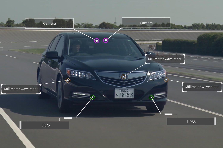 Imagem de A Honda deve lançar seus carros autônomos até 2025 no tecmundo