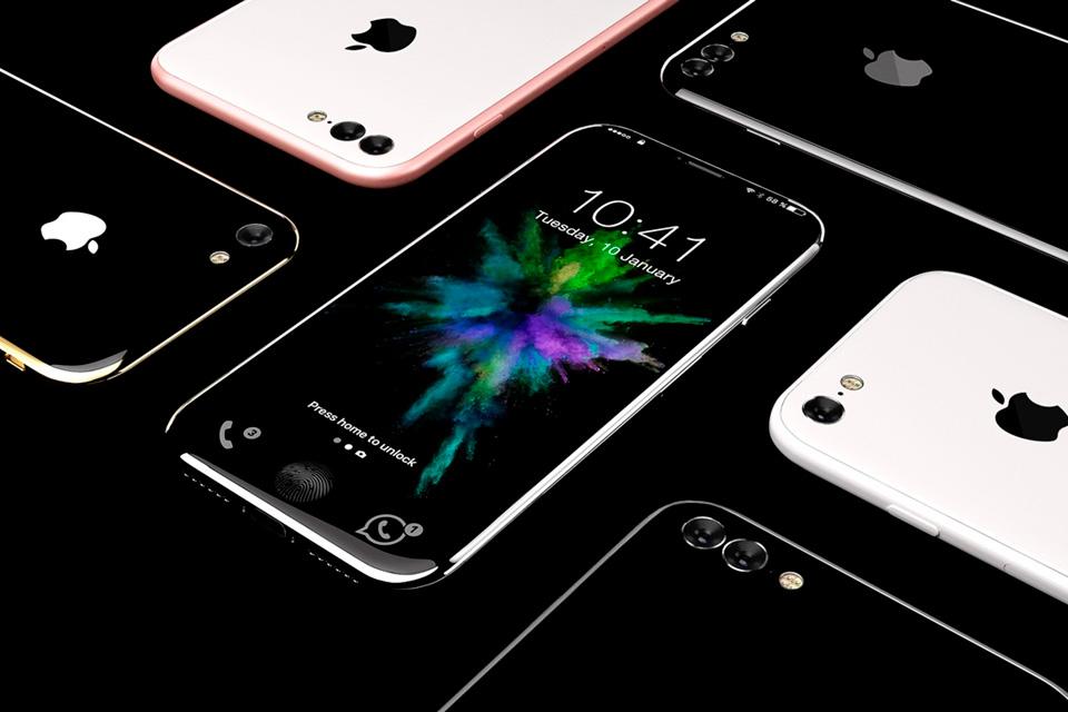 Imagem de Película de vidro revela possível grande defeito no design do iPhone 8 no tecmundo