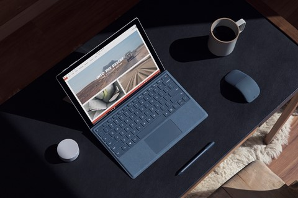 Imagem de Novos Surface Pro e Surface Laptop já estão à venda – mas não no Brasil no tecmundo