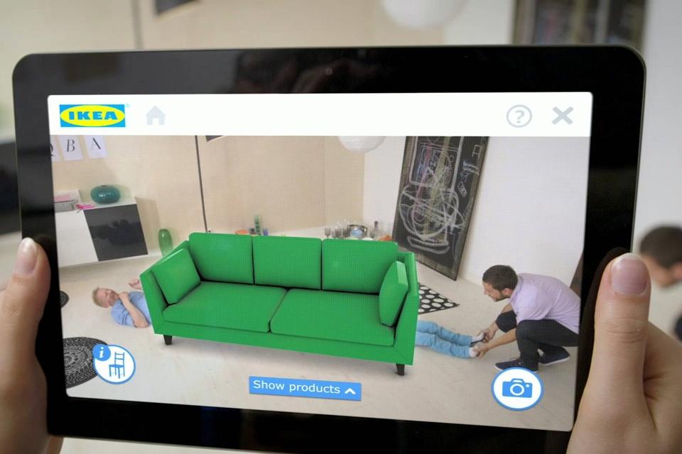 Imagem de Apple vai lançar app para experimentar móveis com realidade aumentada no tecmundo