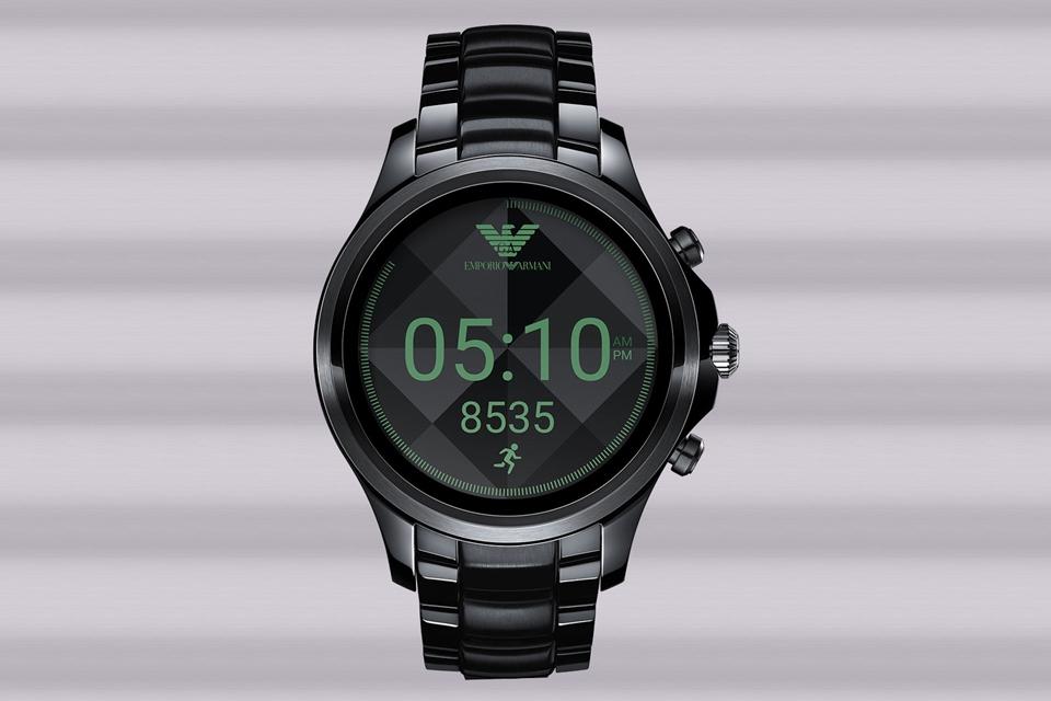 Imagem de Empório Armani revela smartwatch desenvolvido com Android Wear no tecmundo