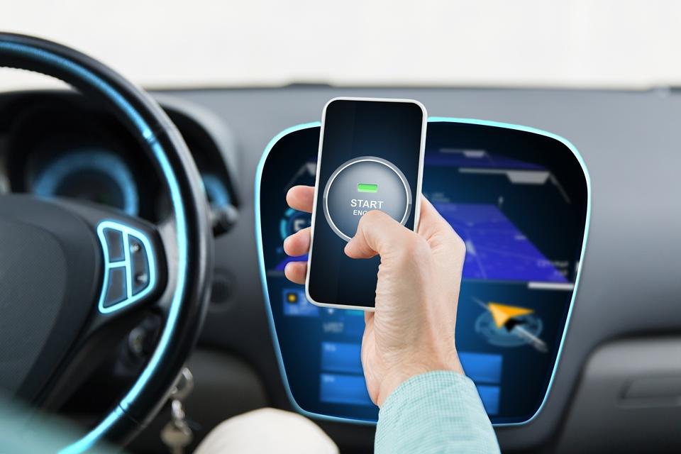 Imagem de Homem consegue ter acesso por meio do smartphone a seu antigo carro vendido no tecmundo
