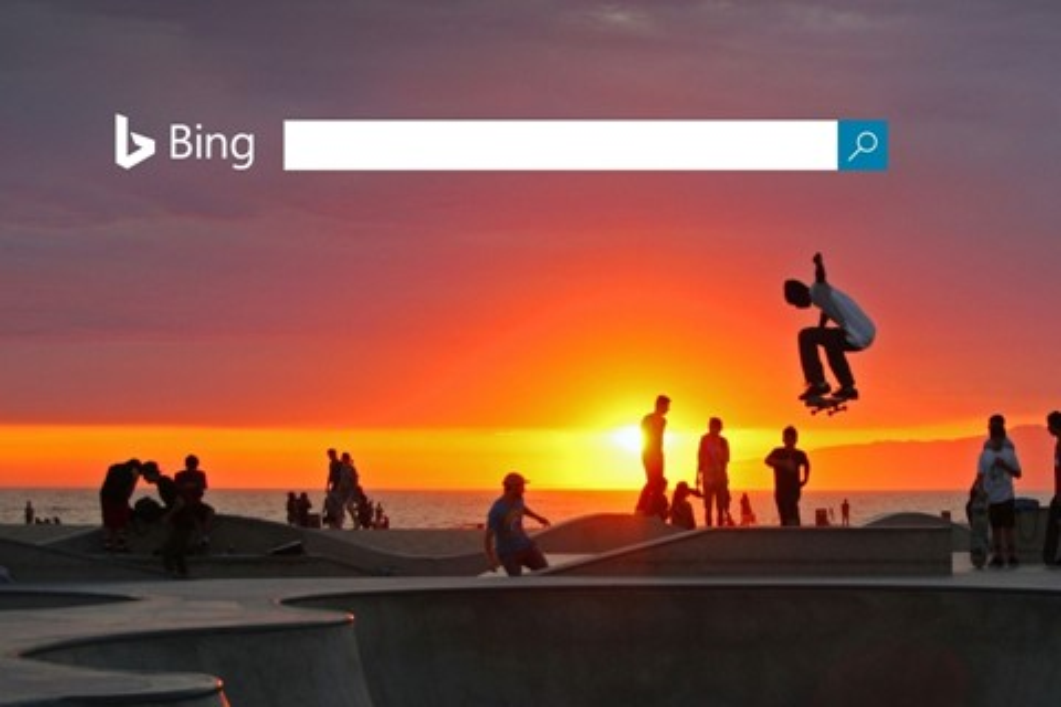 Imagem de Microsoft testa novo visual do Bing e ele é basicamente igual ao do Google no tecmundo