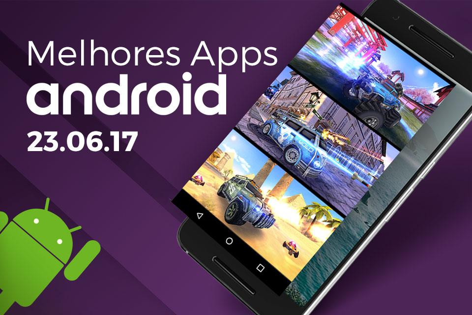 Imagem de Melhores Apps da Semana para Android: 23/06/2017 no tecmundo