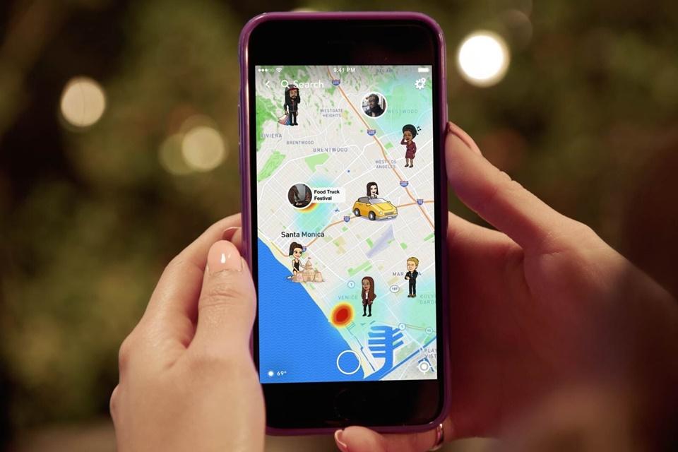 Imagem de Snap Map: veja recurso do Snapchat que compartilha localização com amigos no tecmundo