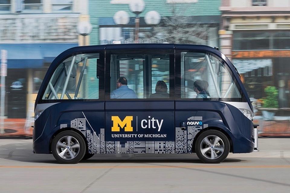 Imagem de Universidade de Michigan será a primeira a usar ônibus autônomo em campus no tecmundo