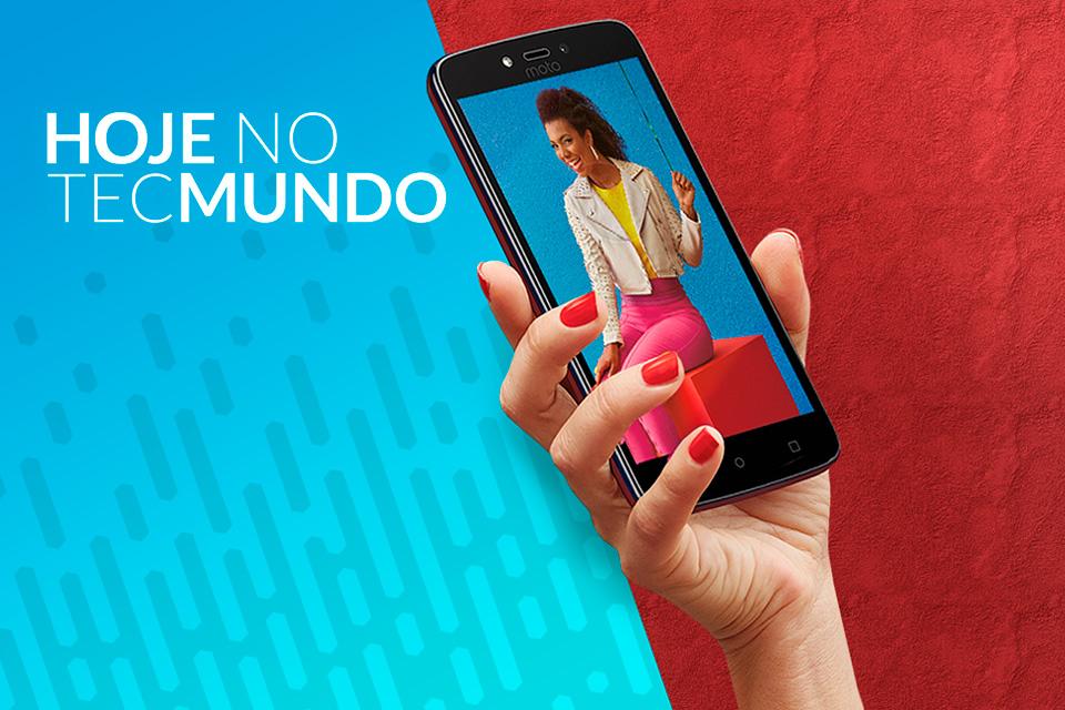 Imagem de Motorola lança Moto E4, E4 Plus e C Plus - Hoje no TecMundo no tecmundo