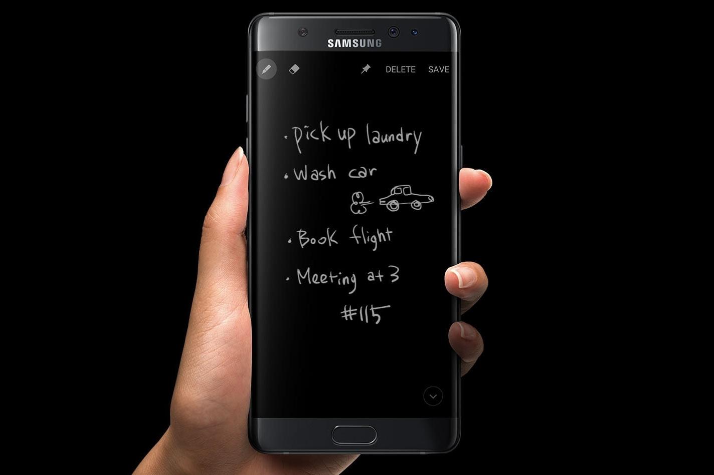 Imagem de Salgado: Galaxy Note 8 deve custar 1.000 euros no tecmundo