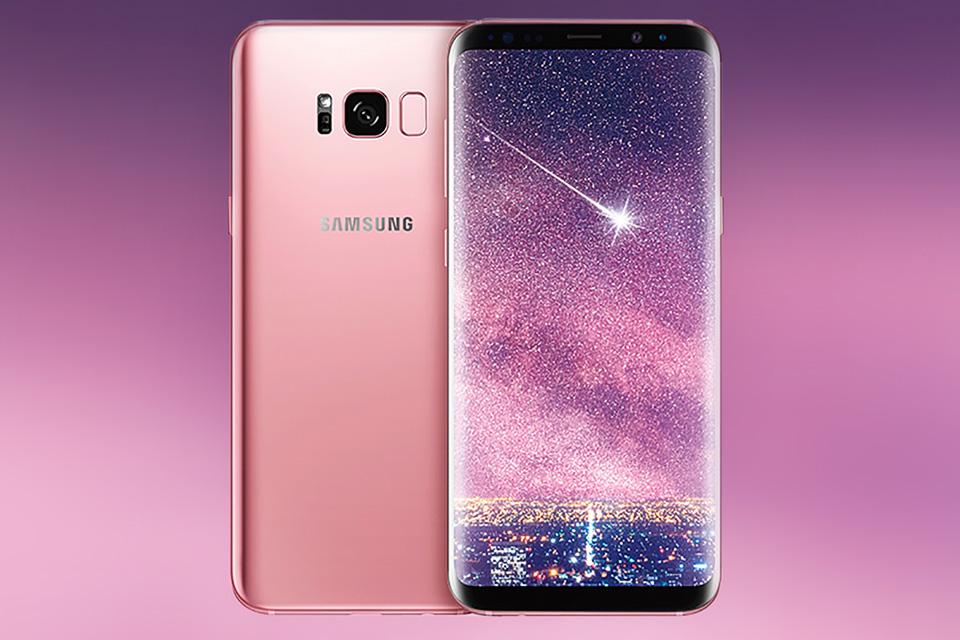Imagem de Samsung lança Galaxy S8+ na cor rosa pink — mas ele está bem longe de você no tecmundo