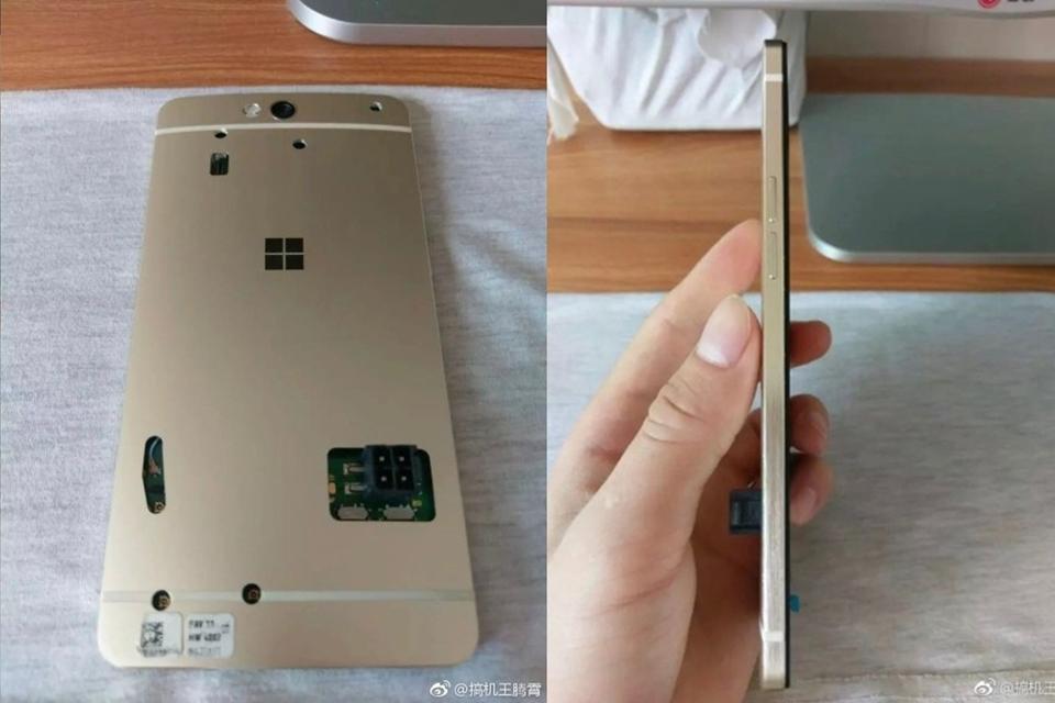 Imagem de Voltam a aparecer fotos do Lumia 960, o Windows Phone que nunca existiu no tecmundo