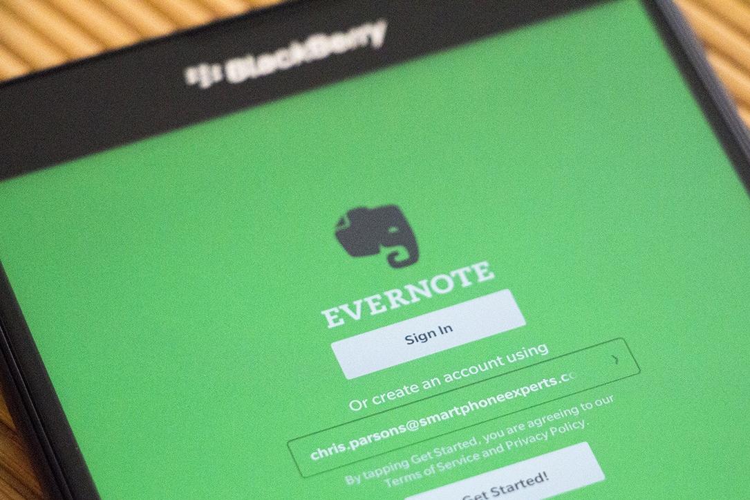Imagem de Evernote vai descontinuar app para BlackBerry e Windows Phone amanhã no tecmundo